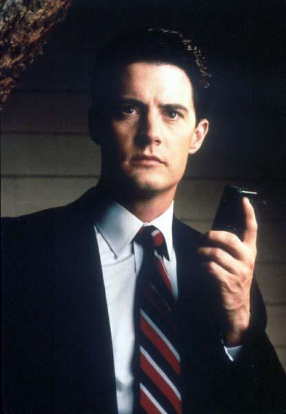 El agente Cooper.