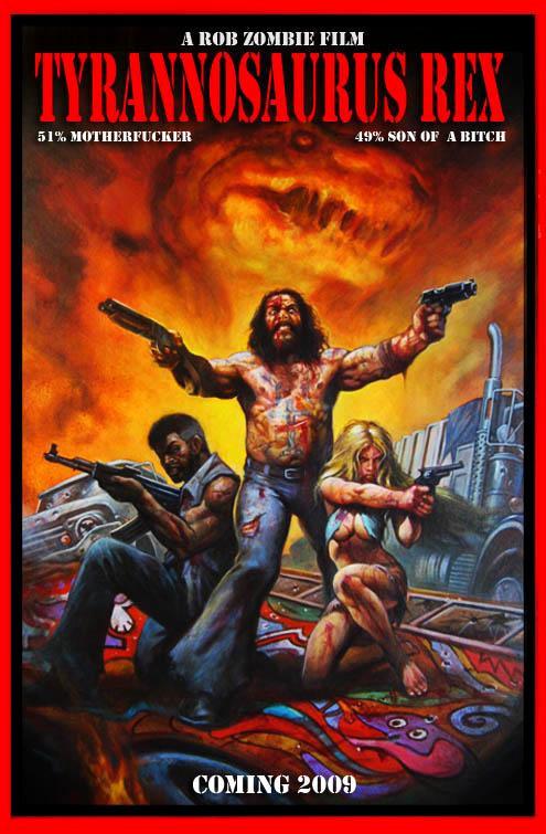 Cartelazo del nuevo filme de Rob Zombie.