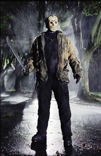Jason Voorhees (Saga Viernes 13, menos la primera)